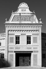 A stable situation (dangr.dave) Tags: sanantonio bexarcounty tx texas downtown historic architecture stable pearlbrewery pearlbrewing 1894