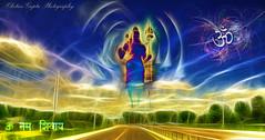 OM NAMAH SHIVAYE (ChetanG) Tags: life toronto canada death god lord om fusion spiritual shiva omnipresence shankar shiv bholenath bhagwan shivji adishakti nikond7000 chetang omnamahshivaye