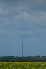 Belmont Transmitter Mast (Ackers- Schoolboy Hero!!!!) Tags: belmont lincolnshire bain mast 2012 transmitter donington wolds