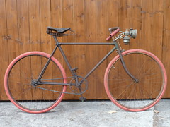 rusty old racer (collectvelo) Tags: