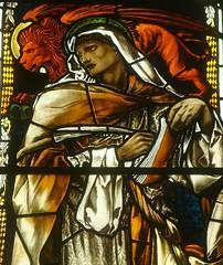 [15751] Youlgreave : East Window (Budby) Tags: church window derbyshire peakdistrict stainedglass williammorris preraphaelite burnejones youlgrave peaknationalpark youlgreave