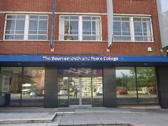 Bournemouth & Poole College Reception