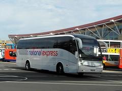 East Yorkshire 75 FN62CEU Mansfield Bus Stn on 322 (1024x768) (dearingbuspix) Tags: 75 nationalexpress eastyorkshire eyms fn62ceu