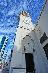 Bab Al Bahrain Mosque (azahar photography) Tags: bahrain mosque manama