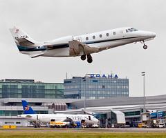 Cessna-560XL-Citation-Excel_OE-GCA_Goldeck-Flug_Airport Prague Ruzyně (ferdahejl) Tags: airplane airport aircraft airliner cessna560xlcitationexcel goldeckflug oegca airportpragueruzyně