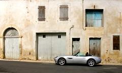 BMW Z8, France. (Rev426) Tags: uk france classic silver james europe bmw bond spotted 007 z8 v354fmp altbmwz8
