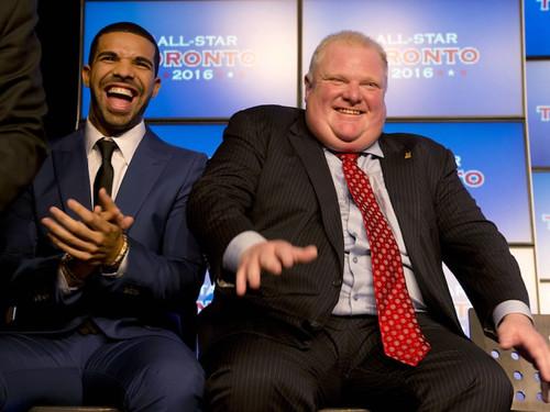 Video Drake becomes the ambassador for the Toronto Raptors
