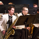 """<b>Homecoming Jazz Performance 2013</b><br/> Homecoming Jazz Performance in Marty's Cybercafe on Friday October 4 - Photo by Maria da Silva<a href=""""http://farm6.static.flickr.com/5526/10128943244_d57e2e91dc_o.jpg"""" title=""""High res"""">∝</a>"""