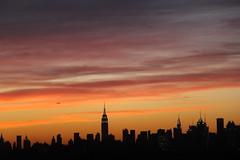 IMG_4027 (ShellyS) Tags: nyc newyorkcity sunset skyline manhattan skylines sunsets queens