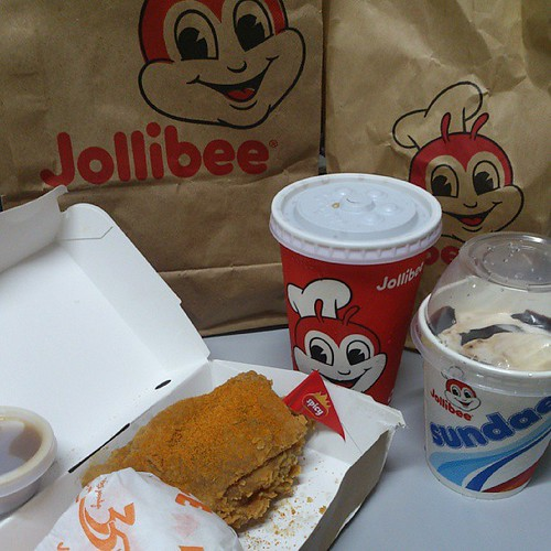 This are the yummy food that I ordered f by Renzelle Mae Abasolo, on Flickr