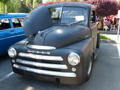 1949 dodge (bballchico) Tags: 1949 dodge pickup truck ratbastardscarshow 206 washingtonstate