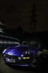 BMW z8 Alpina (* MauriceEtoile.com) Tags: light night contrast photoshop painting high alpina bmw z8 nostrobistinfo canon5dmark2 removedfromstrobistpool seerule2 mygearandme