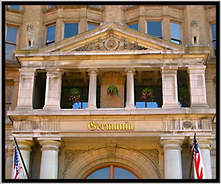 Germania Building ~ Milwaukee WS ~ Historical Building ~ Register