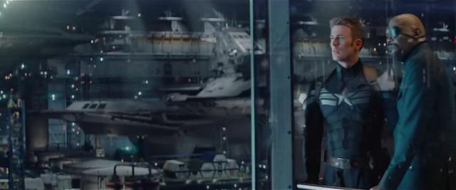 【美國隊長2:酷寒戰士】首波正式預告公開!