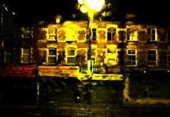night walker ! (Raymond Paul - SP) Tags: people man colors nightshot streetlights candid streetphotography fujifilm nightlife raining x20 urbanstreetphotography streetshot urbanlife merseyside urbanstreets countyroadwalton streetphotographyliverpool fujix20