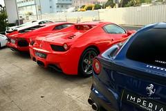 italians (instagram.com/trlux) Tags: spider italian istanbul ferrari motors imperial lamborghini supercar f12 berlinetta 458 aventador lp700