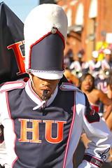Howard University (Kevin Coles) Tags: bison hu drummajor howarduniversity hbcu meac blackcollegebands showtimemarchingband