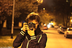 Nigh shooting (FranFriedrich) Tags: night canon landscape photography 50mm prime high focus bokeh fineart fran iso f18 friedrich niftyfifty iso6400 canoneos50d portraitlens jelić canoneos1100d