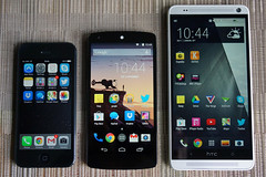 smartphone android nexus iphone (Photo: vladsavov on Flickr)