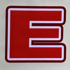 letter E (Leo Reynolds) Tags: canon eos az e 7d letter f80 oneletter eee iso250 0004sec hpexif grouponeletter 169mm az41 xsquarex xleol30x xxazxx xxx2013xxx