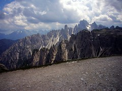 GRUPPO CADINI DI MISURINA (fgenoher) Tags: day cloudy nwn weatherphotography bellitalia fleursetpaysages
