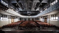 High School W (jeremy marshall) Tags: school urban abandoned education decay explore abandonment urbex