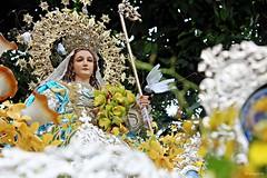 La Divina Pastora (@iamjayarrb) Tags: santa catholic faith mary philippines mother grand manila historical procession tradition poon santo intramuros gmp marian pilipinas panata 2013 igmp prusisyon grandmarianprocession roma