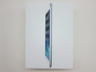 Apple iPad Air (Silver 16GB) (Wi-Fi + Cellular)