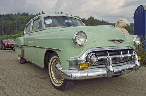 Chevrolet Bel Air Jg.1953