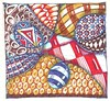DayCraft bRead-Honeycomb in Cloisonné (molossus, who says Life Imitates Doodles) Tags: notebook bread review x zia zentangle zendoodle daycraft zentangleinspiredart