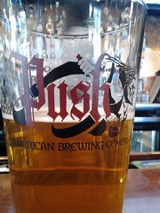 Push HoCo Pale Ale at Frisco's