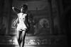 young girl in big old house (gorbot.) Tags: blackandwhite art architecture sicily baroque bagheria f17 m43 villadeimostri villapalagonia silverefex micro43 microfourthirds panasoniclumixgf1 20mmlumixf17