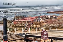 Tsunami-Casablanca 4 (mArregui) Tags: nikon tsunami casablanca marruecos lacorniche d5100 nikond5100 marruecosencolores elcolordemarruecos laculturadelasgentesdemarruecos lasgentesdemarruecos 07012014