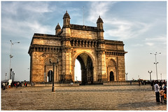 Mumbai IND -  Gate of India