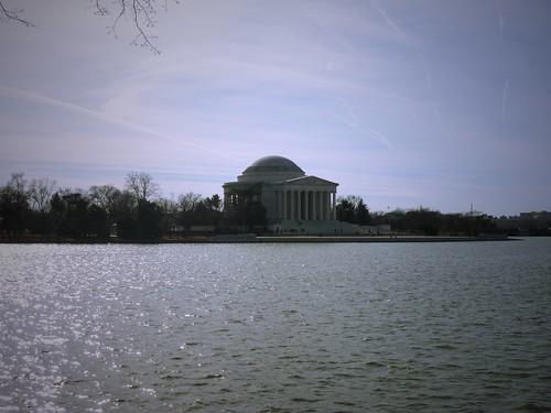 The Jefferson Monument, Washington DC, USA
