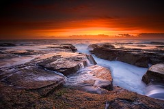 Narrabeen Inferno (Noval N | Photography) Tags: