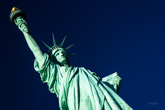 A Study in Liberty (jnavarromd) Tags: nyc newyorkcity sculpture usa newyork statue america liberty statueofliberty colossus worldicon