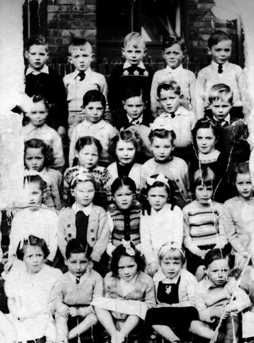 Carntyne School 1950s