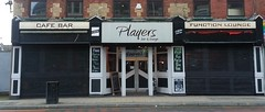 """Players, County Road, Liverpoool • <a style=""""font-size:0.8em;"""" href=""""http://www.flickr.com/photos/9840291@N03/12374263795/"""" target=""""_blank"""">View on Flickr</a>"""