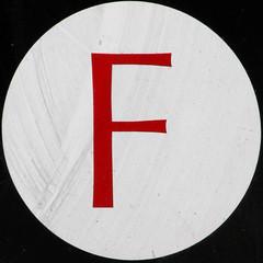 letter F (Leo Reynolds) Tags: canon eos iso100 f 7d letter squaredcircle f80 oneletter fff 270mm hpexif 0002sec grouponeletter 05ev xsquarex xleol30x sqset103