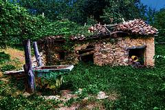 Lavatoio (Marco Trov) Tags: italy abandoned alberi italia case piemonte canon5d piante hdr ameno lagodorta abbandonato novara marcotrov marcotrovo