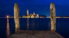 Blue Moment (BaarsStefanie) Tags: venice venezia venedig sangiorgiomaggiore