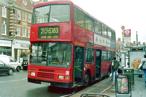 VA19 R919WOE Sovereign route 183 2005 - a photo on Flickriver