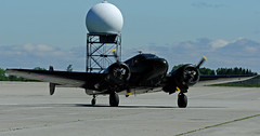 C-GZCE (BAE) (Steelhead 2010) Tags: beechcraft bae b18 c45 expeditor canadianwarplaneheritagemuseum yhm creg cwhm cgzce