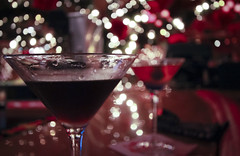 Drink illuminated candy (Deep Owl) Tags: bar lights inn madonna martini