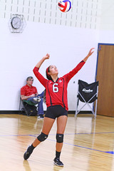 IMG_9733 (SJH Foto) Tags: girls volleyball high school mount olive mt team tween teen teenager varsity serve burst mode