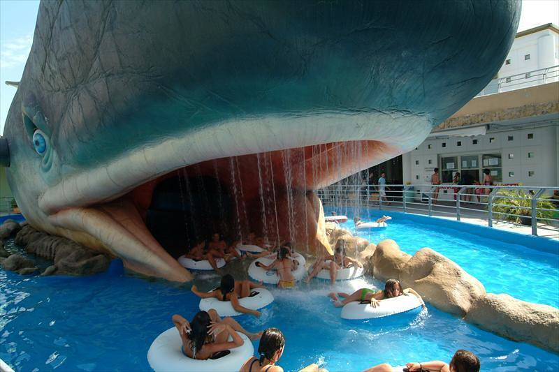 Atlantica PARK  Balena