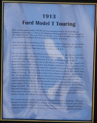 1914 Ford Model T Touring ''7153' nfo (Jack Snell - Thanks for over 26 Million Views) Tags: 1914 ford model t touring 7153