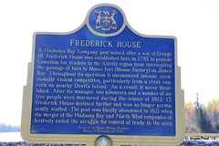 Frederic House a Hudson Bay Post Historical Plaque (Gerald (Wayne) Prout) Tags: frederichouseahudsonbayposthistoricalplaque community connaught cityoftimmins northeasternontario canada prout geraldwayneprout 2013 canon canoneos60d frederichouse hudsonbaypost hudsonbay historicalplaque post historical plaque hudsonbaycompany timmins ontario ontarione northernontario northern northeastern ontarioheritagefoundation ministryofcitizenshipandculture 1785 devilsisland 181213 1821