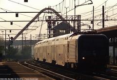 E464 200 (MattiaDeambrogio) Tags: treno treni train trains vivalto e464 trenord rho tn milano